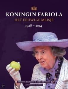 Koningin Fabiola - Het eeuwige meisje