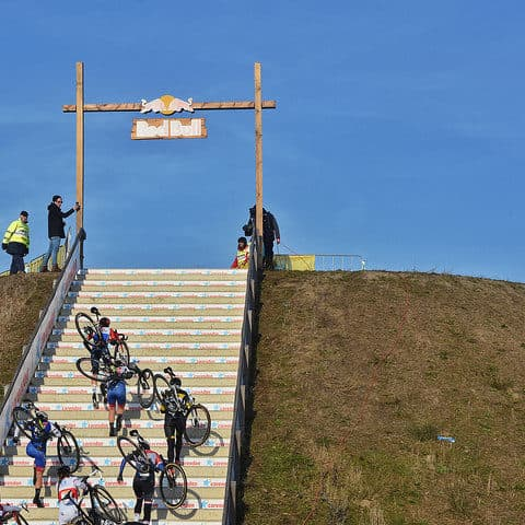Stairway to Red Bull